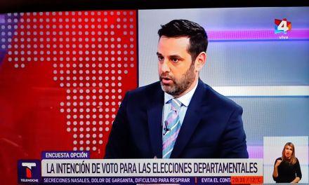 «CARAM ES UNO DE LOS INTENDENTES PESO PESADO, ENTRE LOS FAVORITOS PARA SER REELECTO».