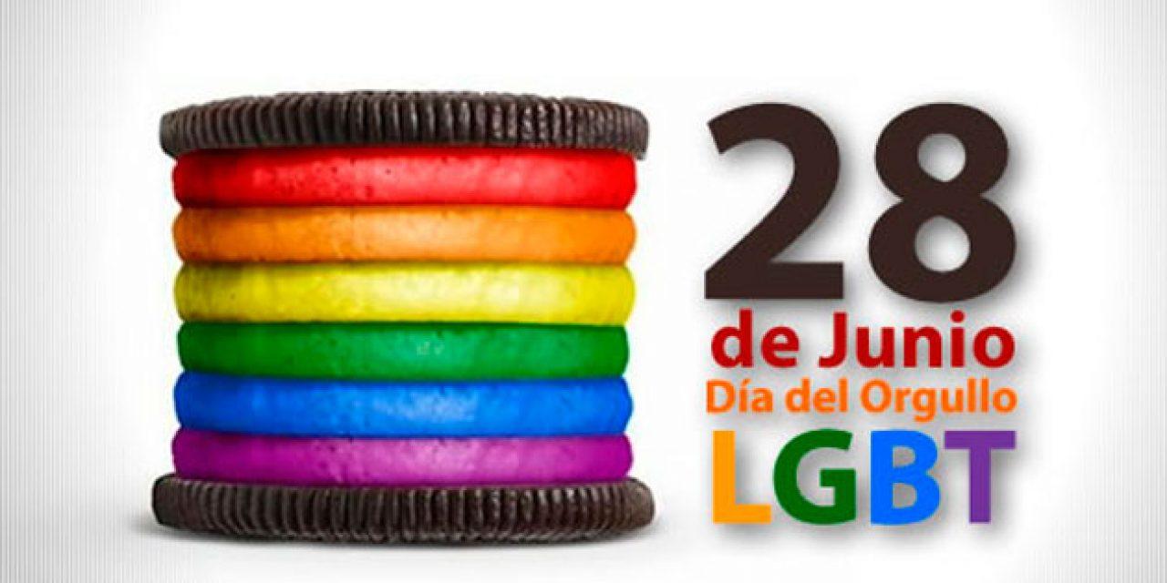 DÍA MUNDIAL DEL ORGULLO GAY.