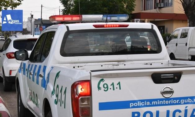 JEFE DE POLICÍA DESTACÓ EL ACCIONAR DE LOS AGENTES DURANTE TRASLADO DE MOTOCICLISTA EN ESTADO GRAVE DESDE LA GUAYUBIRA.