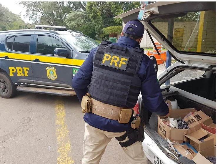 POLICÍA BRASILEÑA INCAUTA PIEDRAS PRECIOSAS DE ARTIGAS INGRESADAS A ESE PAÍS DE FORMA ILEGAL.