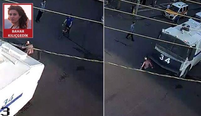 TOMA cinayetinde polisin ifadesini çürüten görüntüler