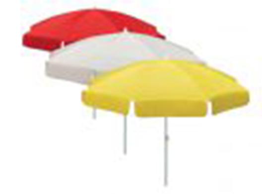 Yuvarlak Plaj Şemsiye