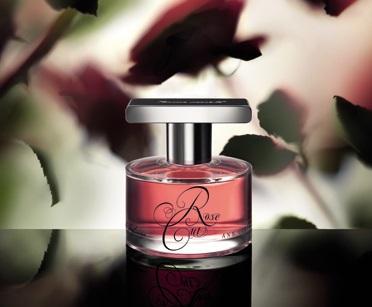 parfum original rose cut
