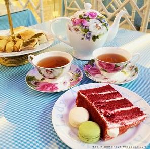 menu lady alice tea room