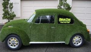 mobil rumput rick