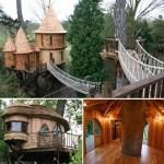 Rumah Pohon ala JK Rowling