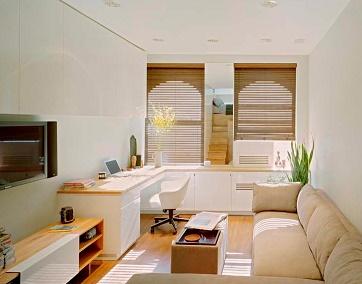 ruang tamu minimalis