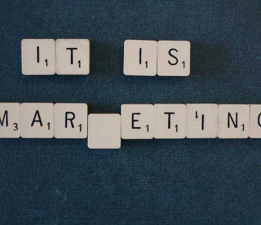 marketing tekst
