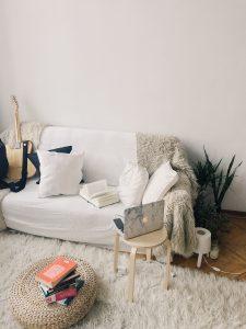 woonkamer decoratief