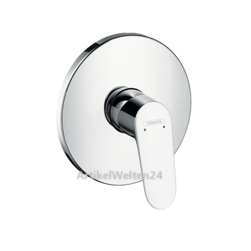 Badarmaturen Set Hansgrohe Focus Badarmaturen Unterputz Set, Brause + Wanne ...
