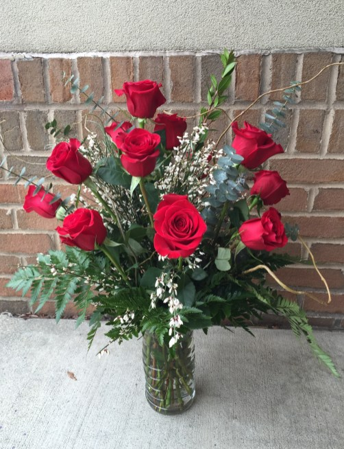 A Dozen Red Roses- $79