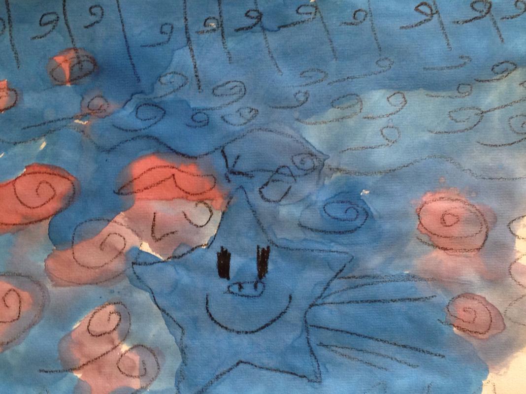 Constitution Day Line Art By Kindergarten