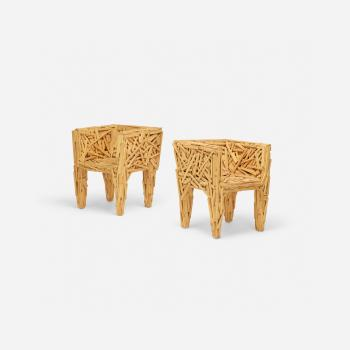 campana brothers favela chair folding table chairs early by blouin art sales index