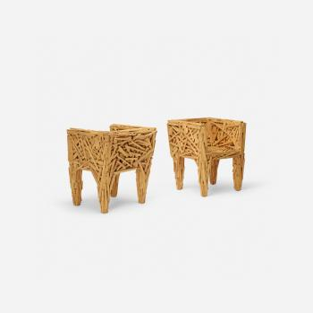 campana brothers favela chair kartell clap early chairs by blouin art sales index