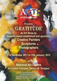 Gratitude 2012