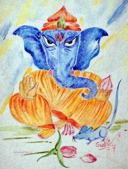 Sudhir Tripurari Untitled 4 Mixed Media