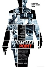 Vantage Point movie poster