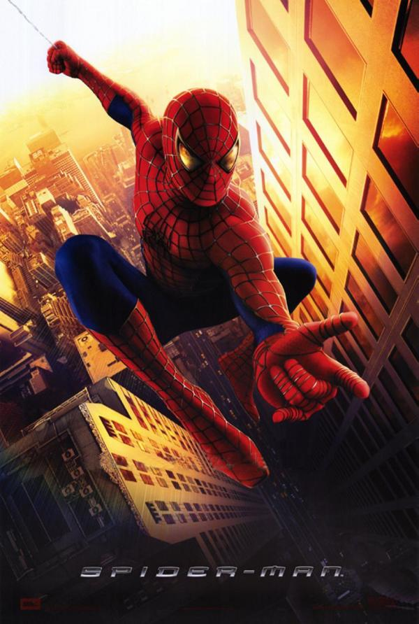 Spider-Man 2002 Movie
