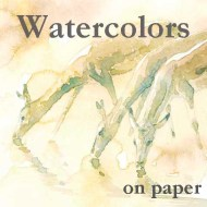 Watercolors by Alison Nicholls