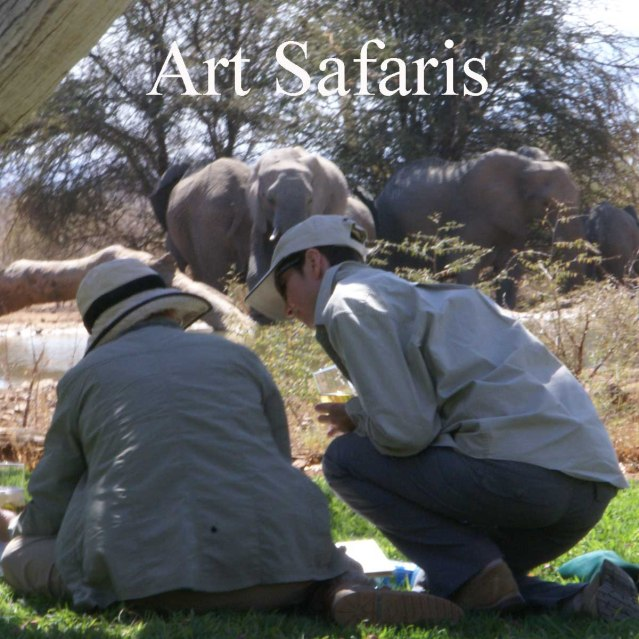 Art Safaris with Alison Nicholls