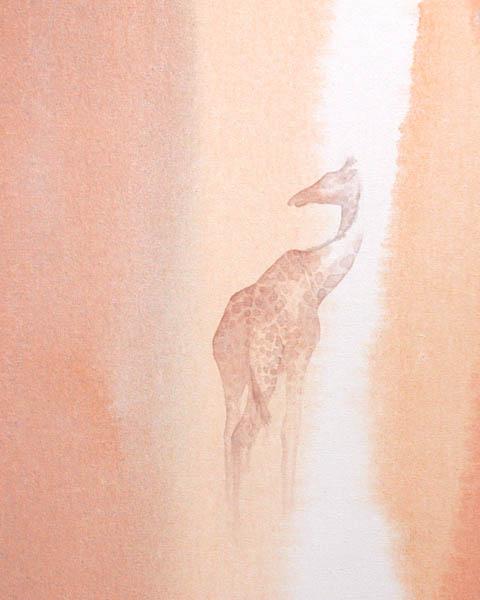 Giraffe by Alison Nciholls