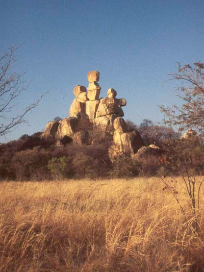 Matopos, Zimbabwe photo by Alison Nicholls
