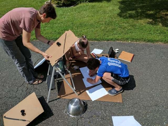 Art Eclipse with Alison Nicholls
