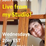 Streaming from my studio