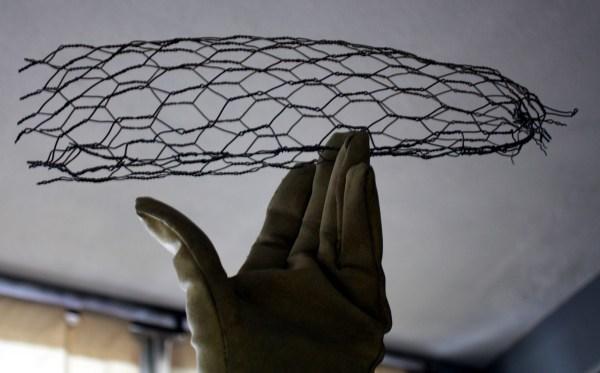 Wire Sculpture Chicken Birds Artinstructor