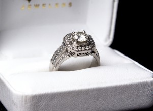 Diamond Ring Photo