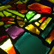 stained glass asymmetrical