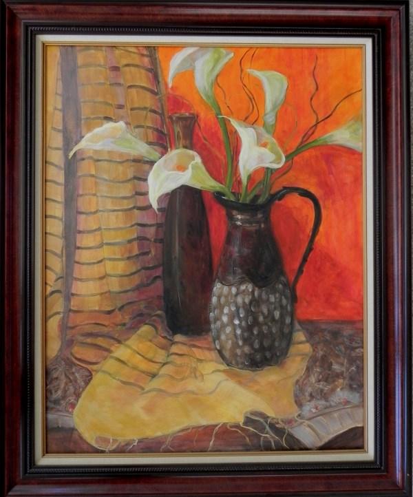Art & Silent Auction In School