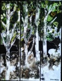 DW Acrylic Ink Tile Tap