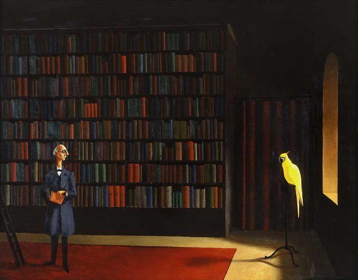 Franz Sedlacek Maler der Neuen Sachlichkeit