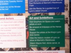 Heritage Open Day Brochure
