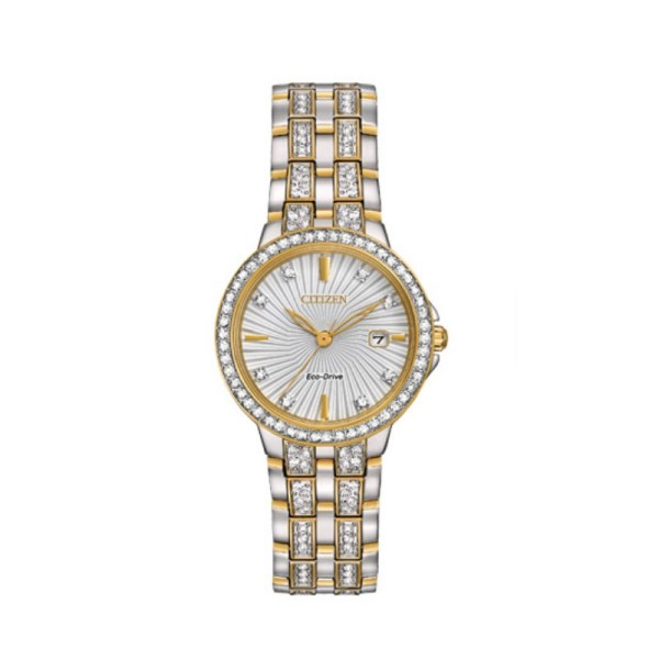 CITIZEN LAD ECO - SILHOUETTE CRYSTAL