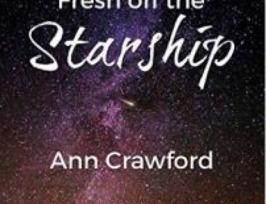Fresh off the Starship – Ann Crawford  – Book Review