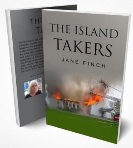"Alt=""the island takers by Jane Finch"""