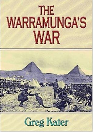 """Alt=""""the warramunga's war"""""""