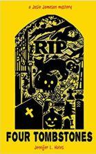 "Alt=four tombstones"""