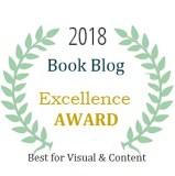"""Alt=""""artisan book reviews awarded best book blog"""""""