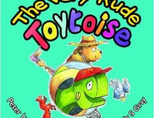 The Very Rude Toytoise by Peter Lynas – Children's Book