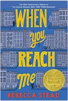 "Alt=""when you reach me by rebecca stead"""