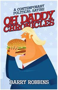 """Alt=""""Oh Daddy Chronicles by Barry Robbins"""""""