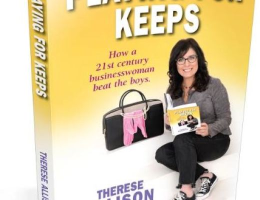 Playing for Keeps by Therese Allison – Book Review