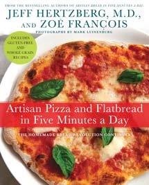 Artisan Pizza and Flatbread