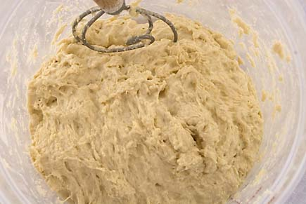 Dough whisk