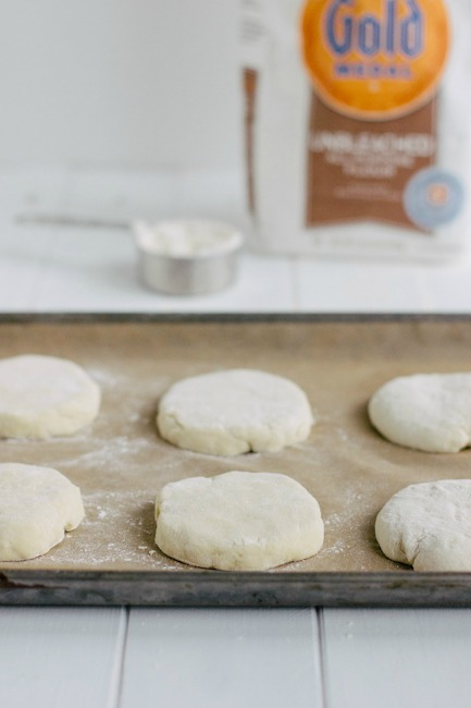 English Muffins | Bread in 5