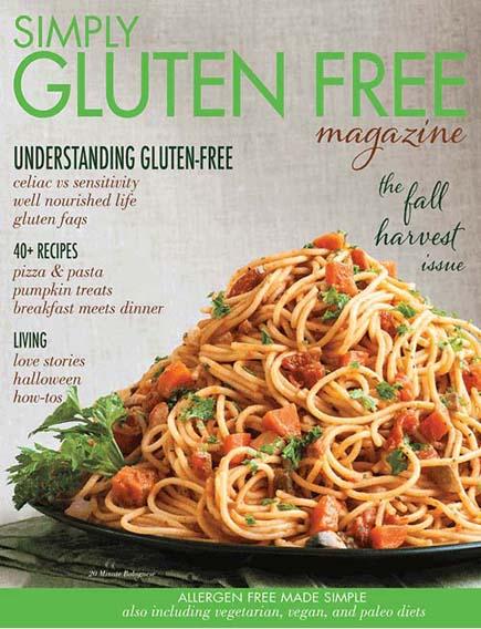 Simply GF Magazine
