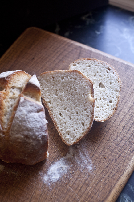 Master Recipe from Gluten-Free Artisan Bread in Five Minutes a Day
